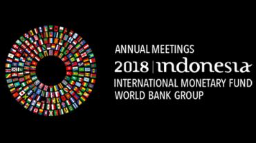 The IMF/World Bank Group Annual Meetings bring together central bankers, ministers of finance and development, parliamentarians, private sector executives, representatives from civil society organizations, and academics.