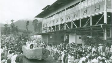 Kertamanah Tea Factory, West-Java, Indonesia