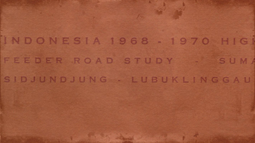 Cover of <em>Indonesia 1968-1970 Highway Services, Summary Report- Part 1</em>